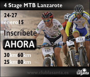 4Stage Mountain Bike Lanzarote