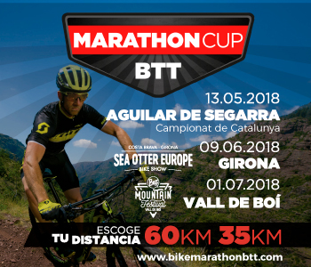 Bike Maraton Sea Otter Europe