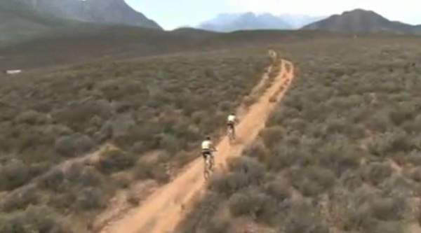 Vídeo Cape Epic 2010 – Quinta etapa