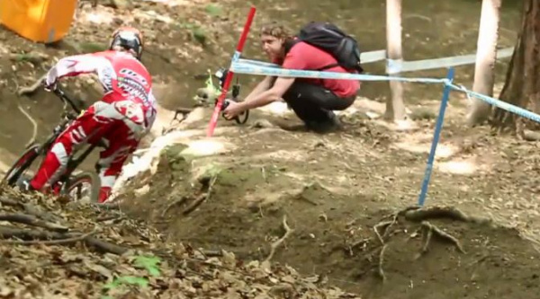 Vídeo equipo Specialized en Maribor