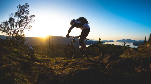 The staycation: descubriendo la isla de Vancouver al estilo enduro