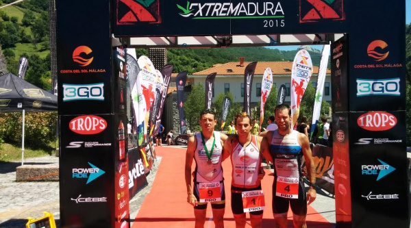 Ruben Ruzafa arrasa en el XTERRA Basque Country