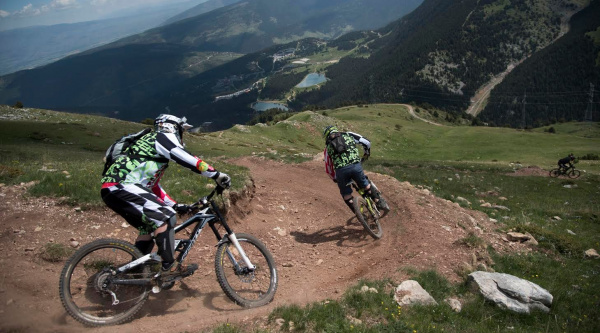 El All for One de La Molina Bike Park listo para abrir la temporada