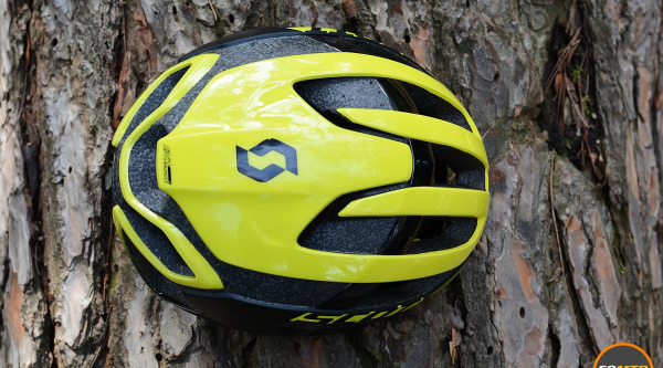 Test casco Scott Centric Plus