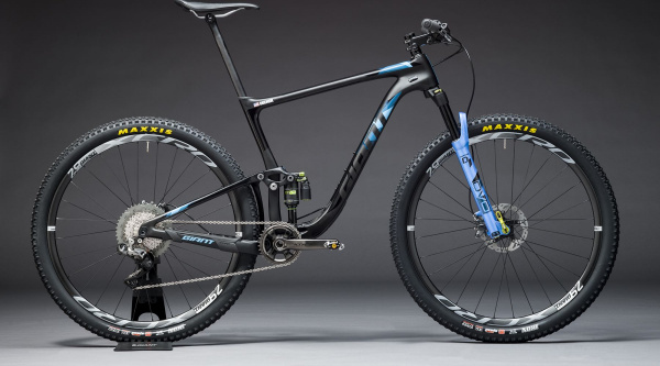 Así son las bicis oficiales de competición del Giant Factory Off-Road Team: Glory, Reign, Anthem y Hail al detalle