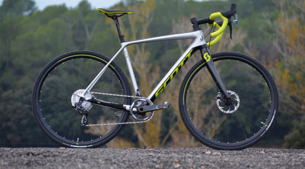 Test Scott Addict CX RC, un fórmula 1 para el barro