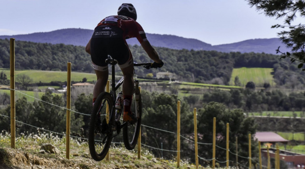 Corro d´Amunt abre la pelea por la general de la Copa Catalana Internacional Biking Point