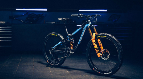 Bicis de los pro: la Giant Reign Advanced de Youn Deniaud