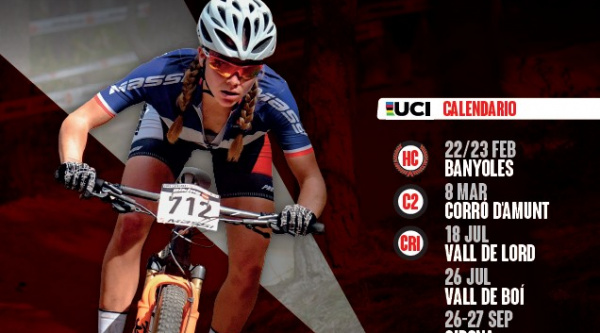 Nuevo calendario de la Copa Catalana Internacional Biking Point y la Super Cup Massi 2020