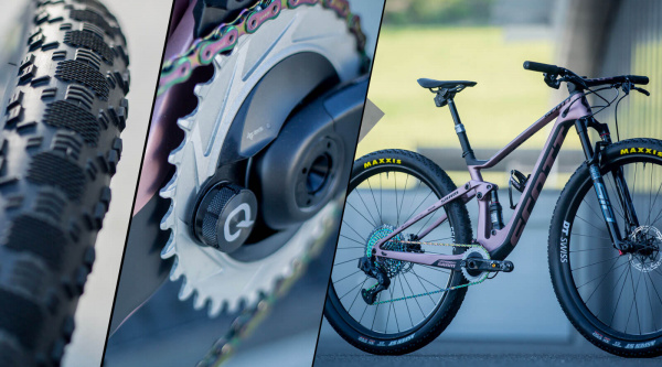 10 detalles de la nueva Scott Spark RC Oyster Pink de Kate Courtney