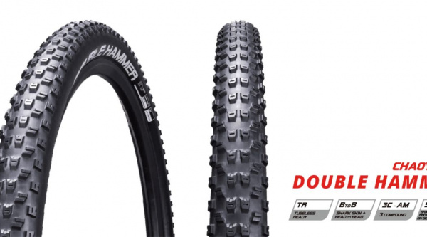 Neumáticos Chaoyang para enduro y all-mountain: Fast Lane y Double Hammer