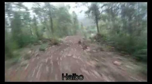 Vídeo trazado de DH 2012 de Pietermaritzburg