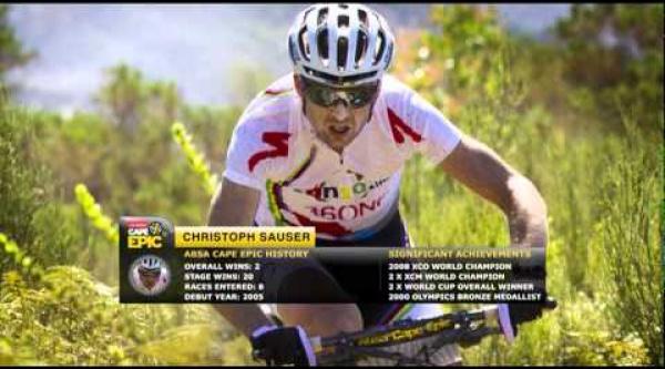 Así se presentan los equipos favoritos a ganar la Absa Cape Epic 2012