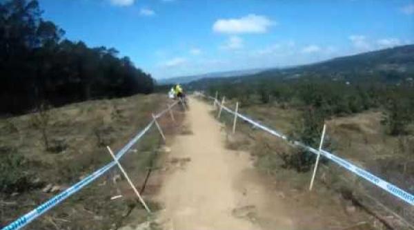 Vídeo del recorrido de DH de Pietermaritzburg