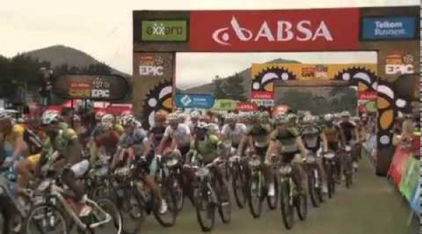 Vídeo resumen Absa Cape Epic 2012 – Etapa 1