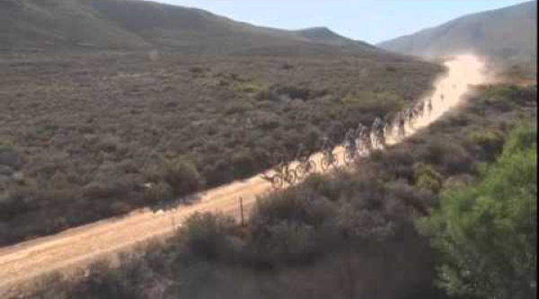 Vídeo resumen Absa Cape Epic 2012: etapa 3