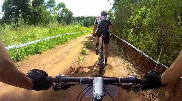 Vídeo Carlos Coloma y Sergio Mantecón entrenando en Pietermaritzburg