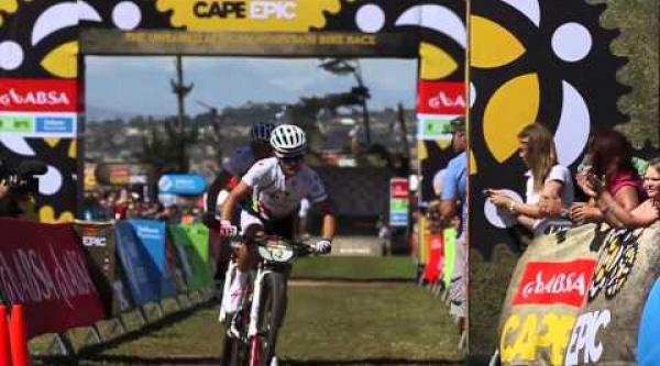 Vídeos del día a día del equipo Specialized en la Absa Cape Epic 2012