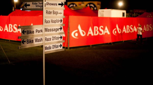 Absa Cape Epic 2012 Stage 6 Elgin Valley