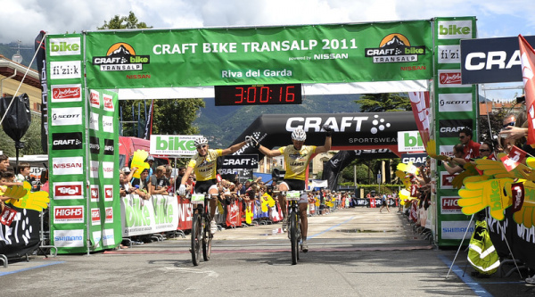 Previa Craft Bike Transalp 2012