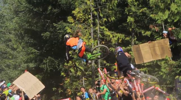 Noticia ciclismo MTB/BTT: Crankworx Whistler 2012, resumen final