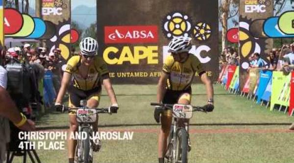 El segundo equipo de Specialized salva la Absa Cape Epic de Sauser y Kulhavy