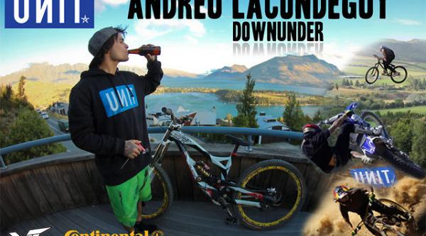 Vídeo Andreu Lacondeguy – Downunder