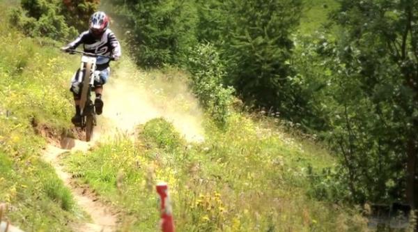Crankworx Les 2 Alpes celebra su 2ª edición con nuevos eventos