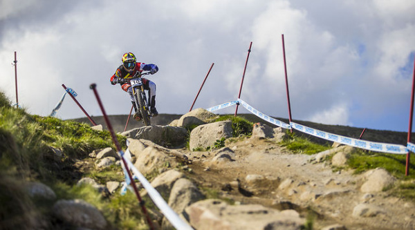 Noticia ciclismo MTB/BTT: Vídeo Hutchinson UR Team en Fort William
