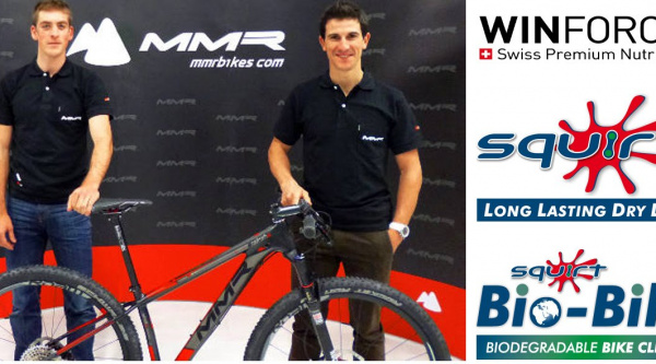 Noticia ciclismo MTB/BTT: Squirt, Bio-Bike y Winforce con el MMR Pro Team