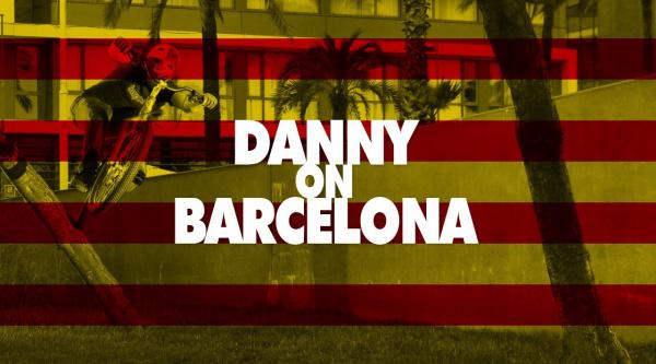 Vídeo: Danny MacAskill en Barcelona