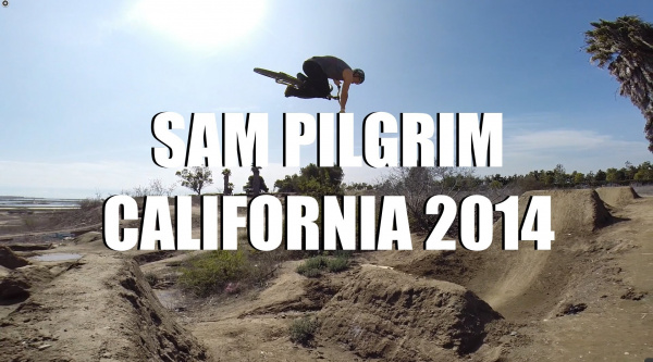 Vídeo: Sam Pilgrim en California