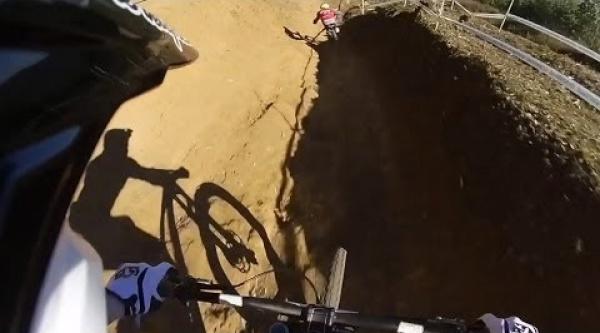 El remodelado circuito de DH de Pietermaritzburg desde el caso de Steve Peat