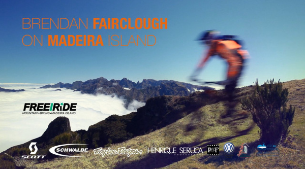 Vídeo: Brendan Fairclough en Madeira