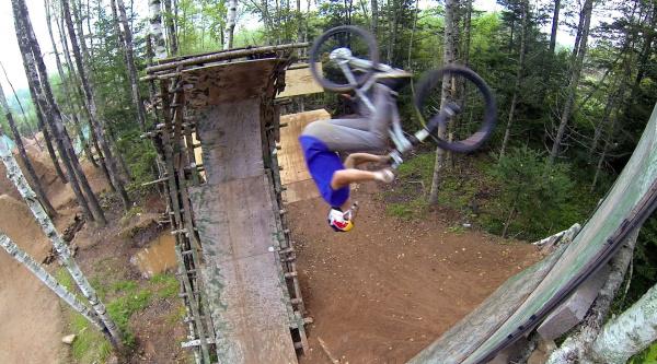 [Vídeo] Aaron Chase y su loop completo