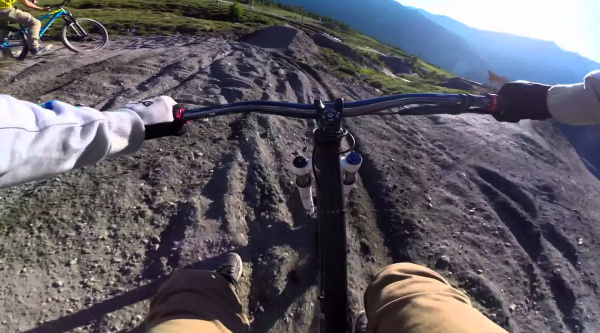 Noticia ciclismo MTB/BTT: [Vídeo] Las vistas más espectaculares de la Suzuki Nine Knights