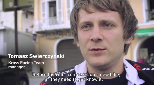Así da vida Kross a su gama de bicicletas