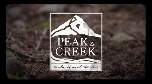 Peak to Creek episodio 1, la pasión por construir caminos