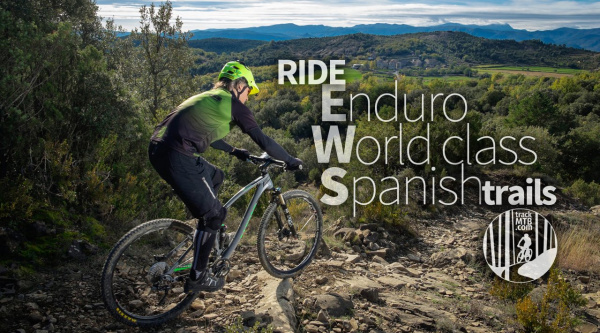 Ainsa calienta motores para acoger la Enduro World Series