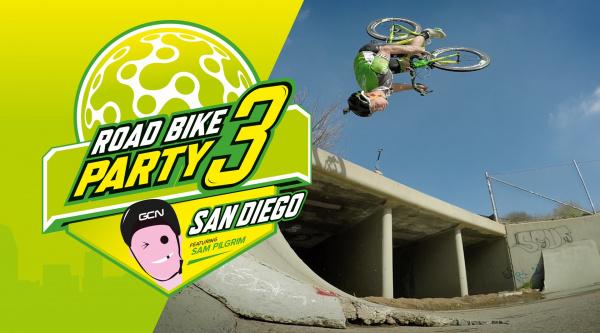Road Bike Party 3, más piruetas imposibles en bici de carretera