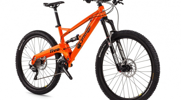 Noticia ciclismo MTB/BTT: Orange presenta su nueva Five
