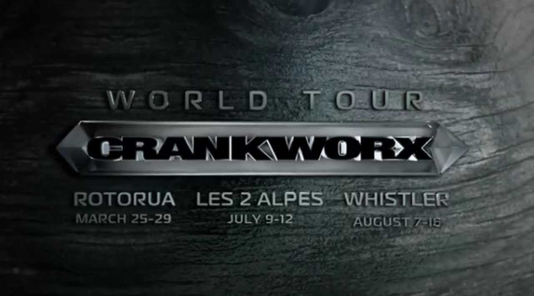 Anunciado el Crankworx World Tour