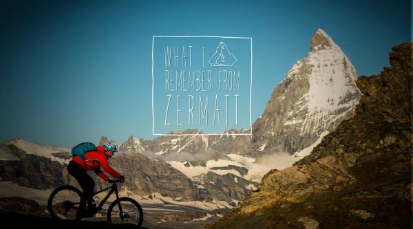 Zermatt, MTB en el paraíso de los amantes de la montaña