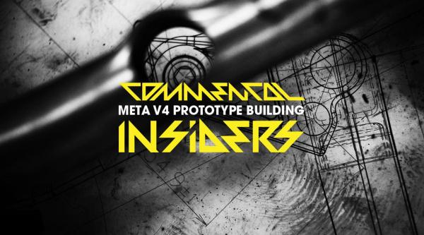 El proceso de creación de la Commençal Meta V4
