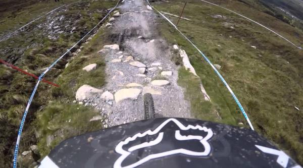 Fort William: la caída de Bryceland, el tiempazo de Brosnan y el vídeo de los entrenos