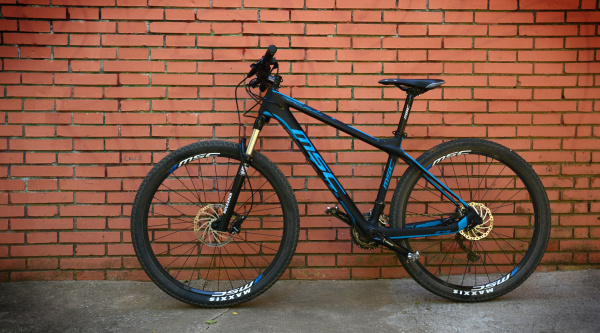 Noticia ciclismo MTB/BTT: Test MSC Mercury, carbono para todos