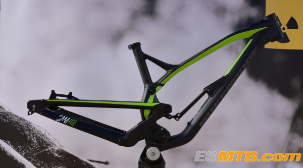 Noticia ciclismo MTB/BTT: Nukeproof Pulse edición Sam Hill