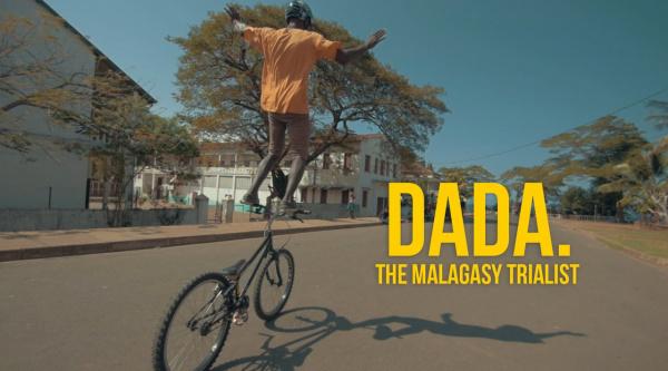 Un genio de las dos ruedas: Dada, el MacAskill de Madagascar