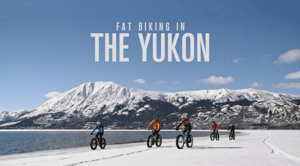 Las fatbike en su territorio, una espectacular ruta por Yukon