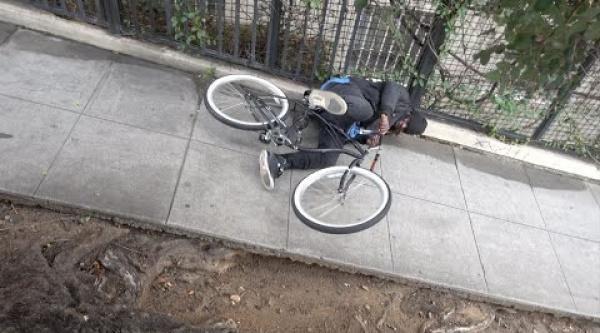 El último experimento con ladrones de bicicletas: electrocutarlos